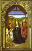 Dieric Bouts The Adoration of Angels oil painting picture wholesale